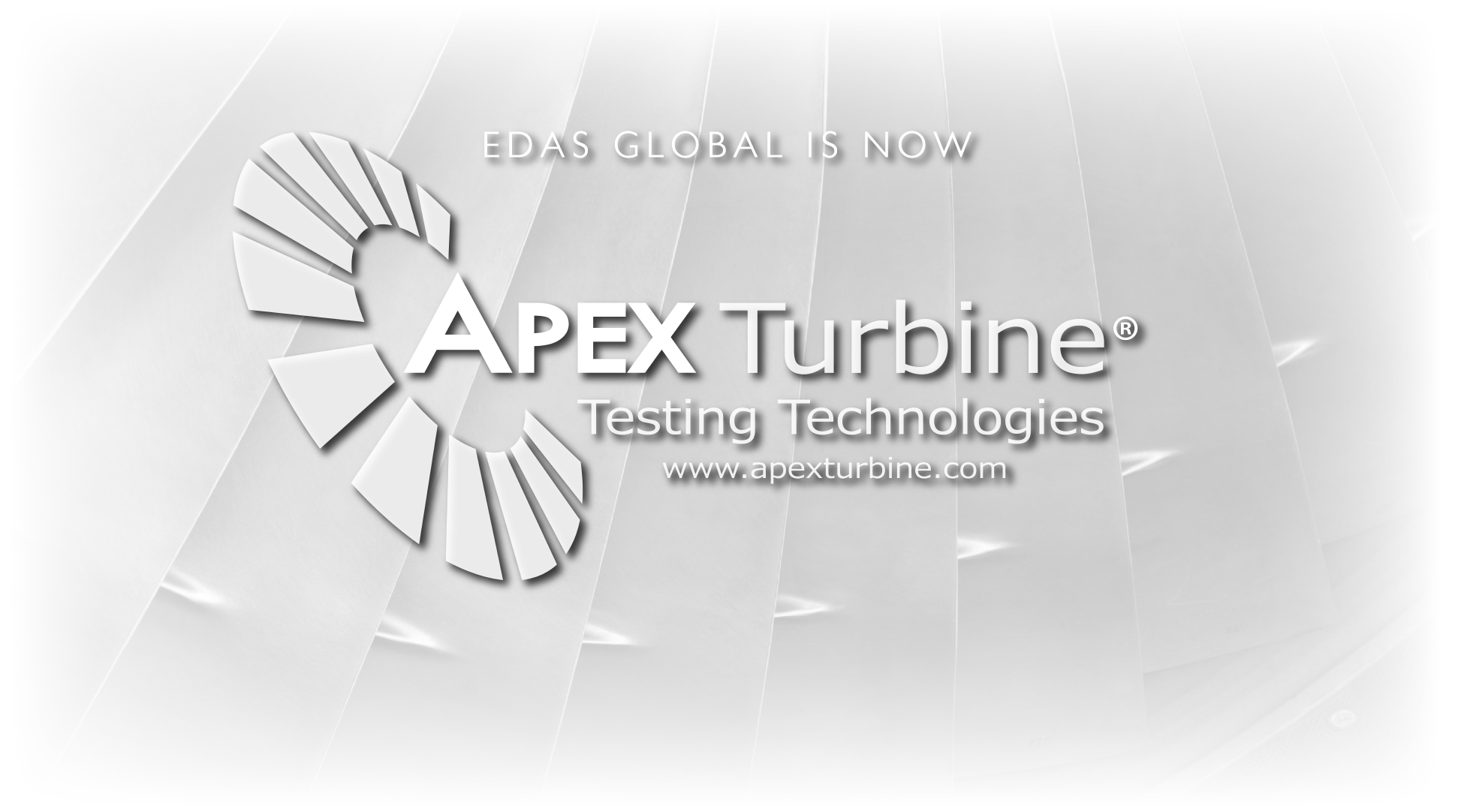 EDAS Global is now Apex Turbine
